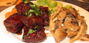 CHINESE BRAISED PORK BELLY