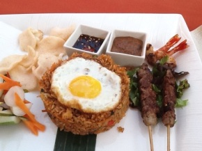 Nasi Goreng………. to die for