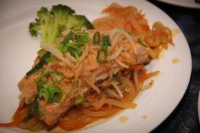 Salmon Chan Chan