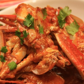 Chilli Crab, Singapore style