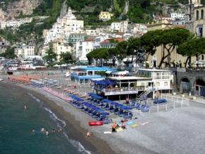 Ristorante Marina Grande, Amalfi,Italy