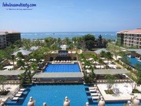 Brunch at The Mulia Resort,Bali