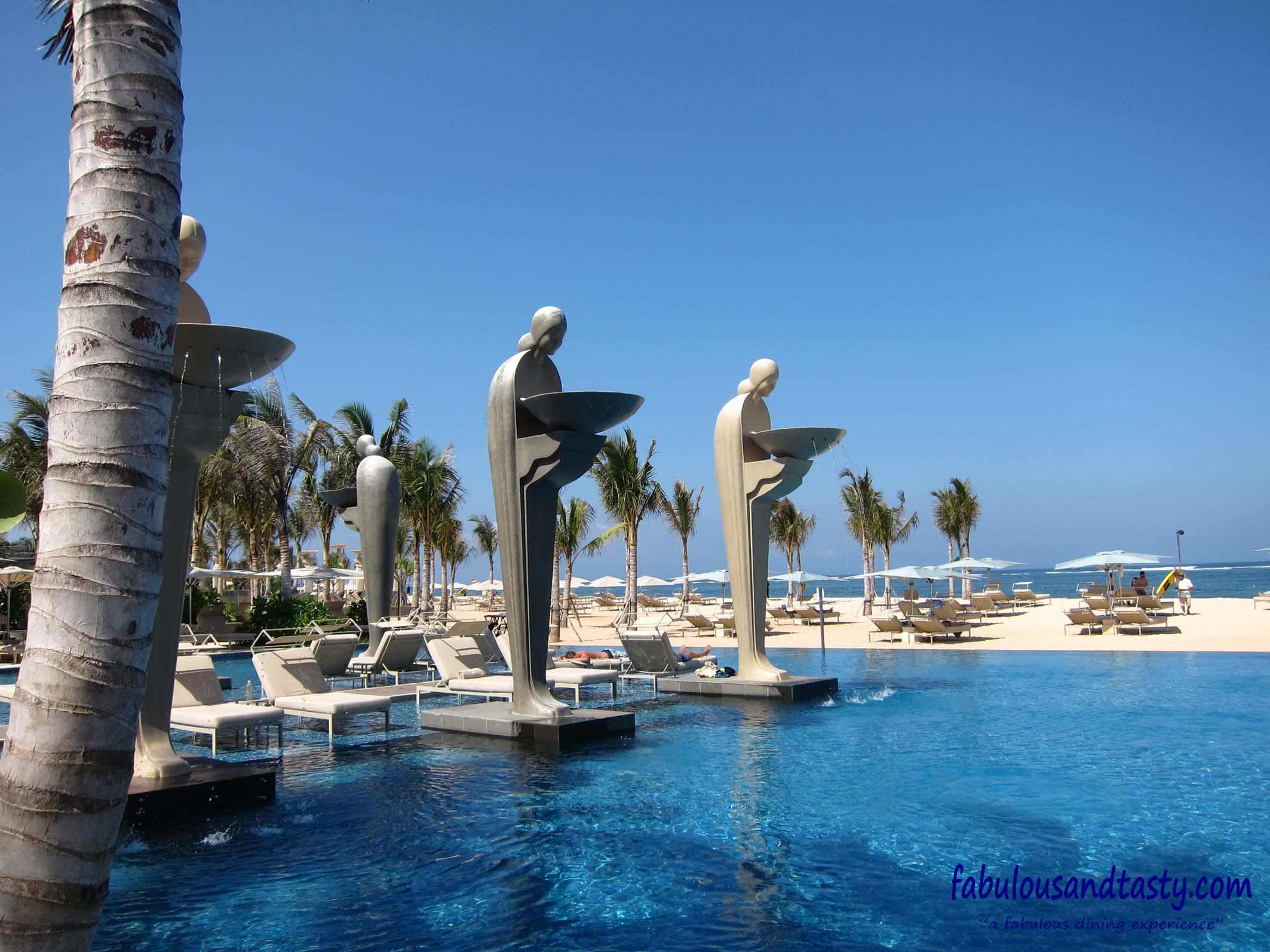 Brunch At The Mulia Resort Bali Fabulousandtasty