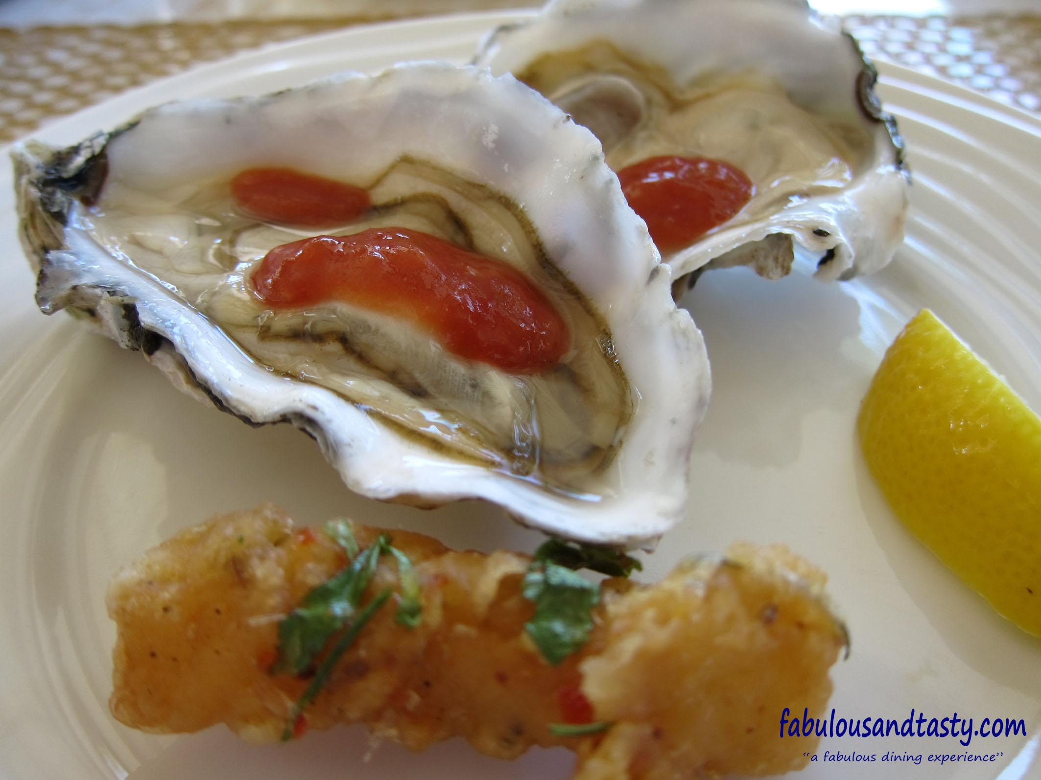 Bali Seafood Restaurant Menu