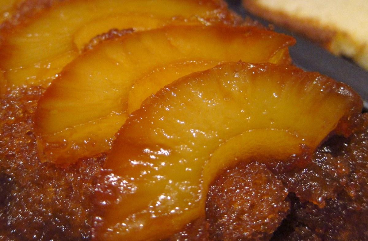 Pineapple Cake Hong Kong