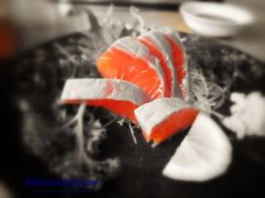 Fuji Sushi Restaurant, Niseko,Japan