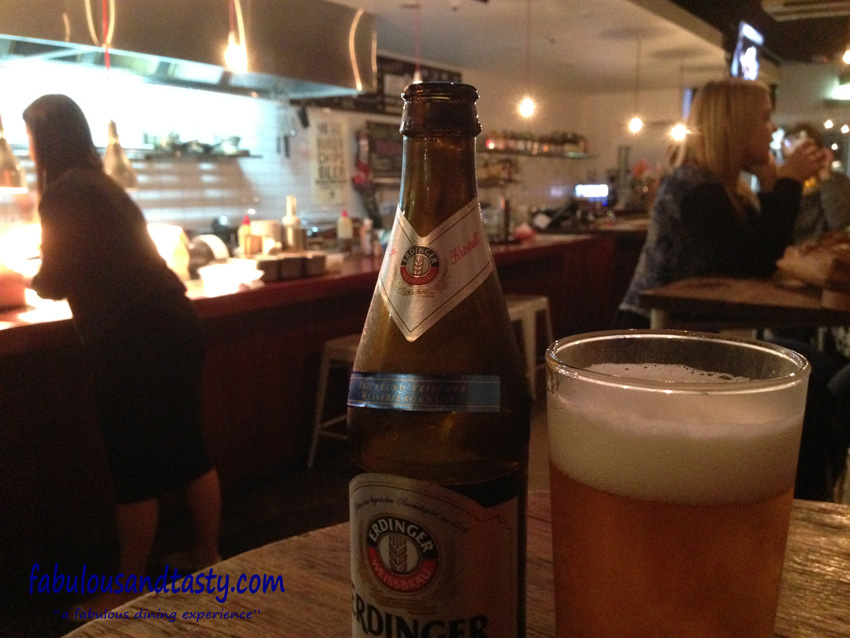 The Beer And Burger Bar Melbourne Fabulousandtasty