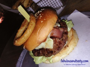 The Beer and Burger Bar,Melbourne