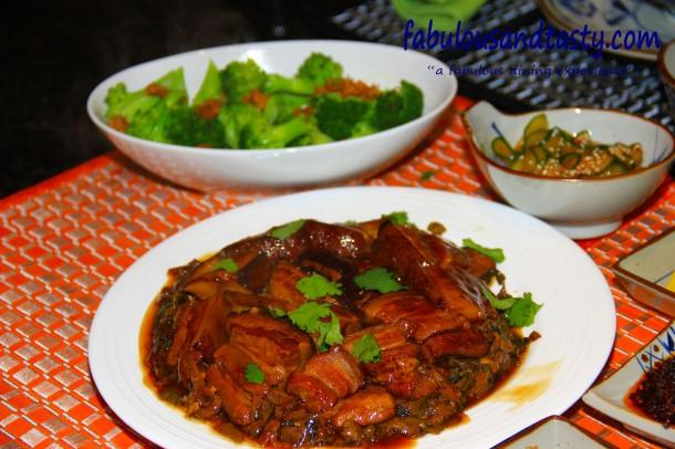 Pork Mui Choi6