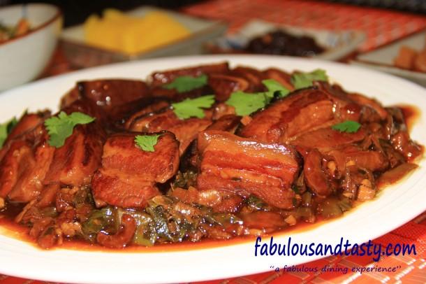 Pork Mui Choi7